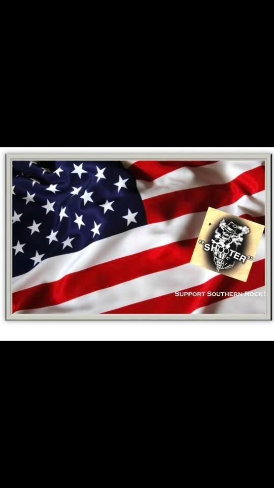American flag icon