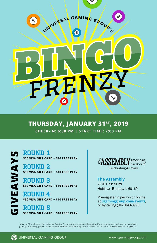 Bingo Frenzy
