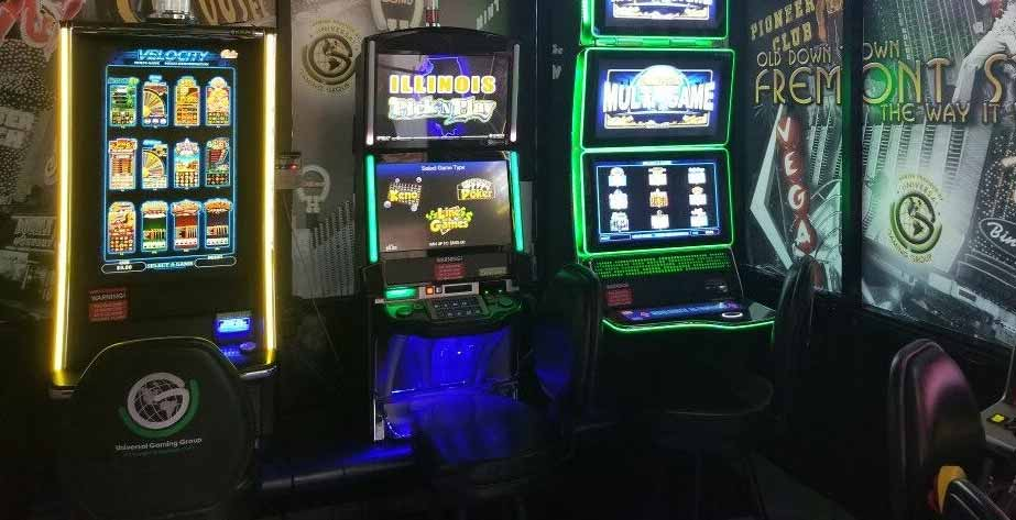 How to Maintain Your Illinois Slot Machine
