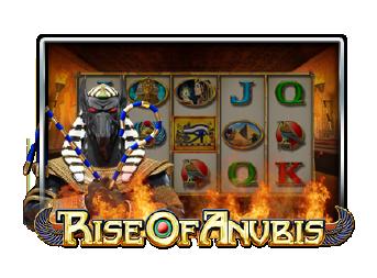 RIse of Anubus
