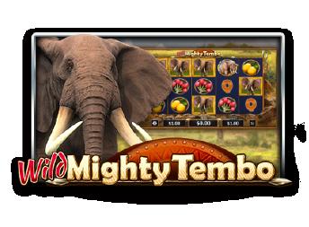 Wild Mighty Tembo