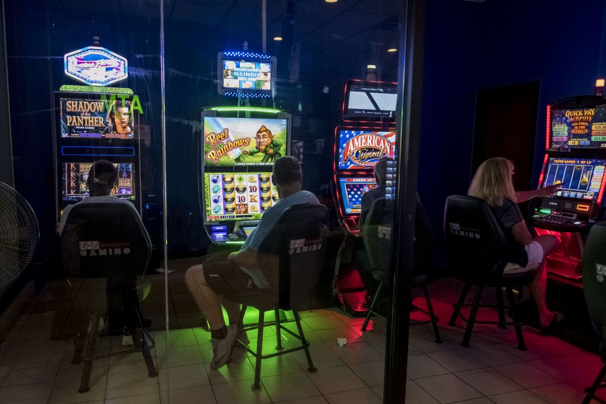 How To Start A Slot Machine Business