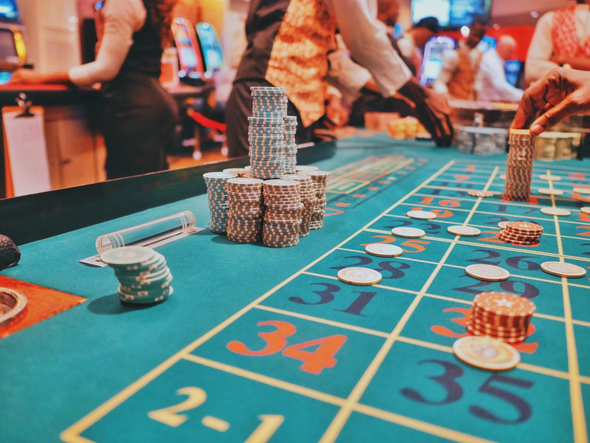 Roulette table - future of casinos and gaming in Illinois