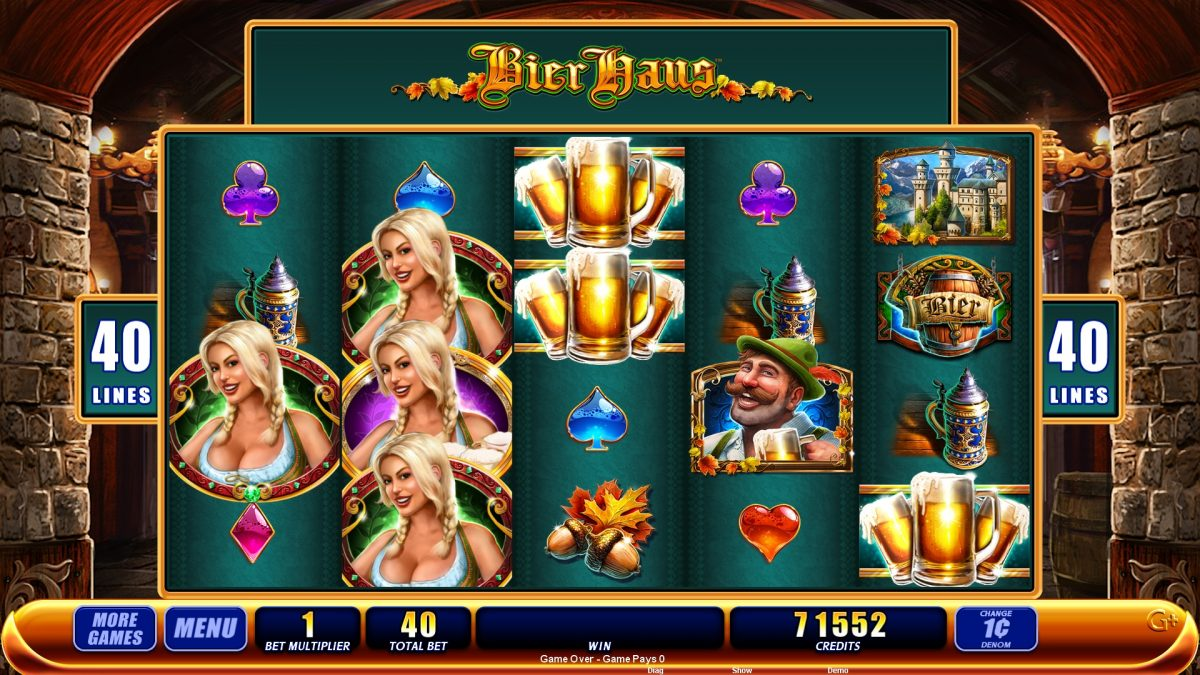 Bier Haus Video Game Review